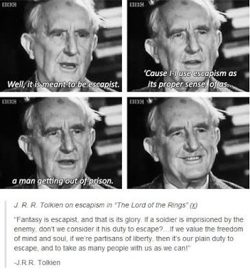 Tolkien-Related Tumblr Posts For LOTR Nerds Who Li