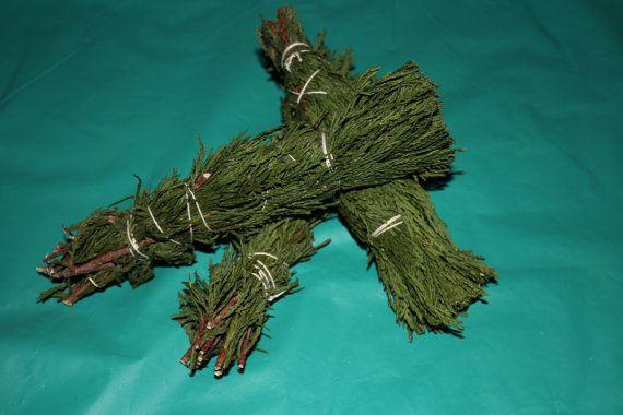 Cedar Smuding Sticks by FairyFresh on Etsy, $4.00