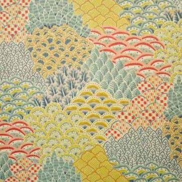 34817-2, Baloo, Pink, Clarence House Fabrics