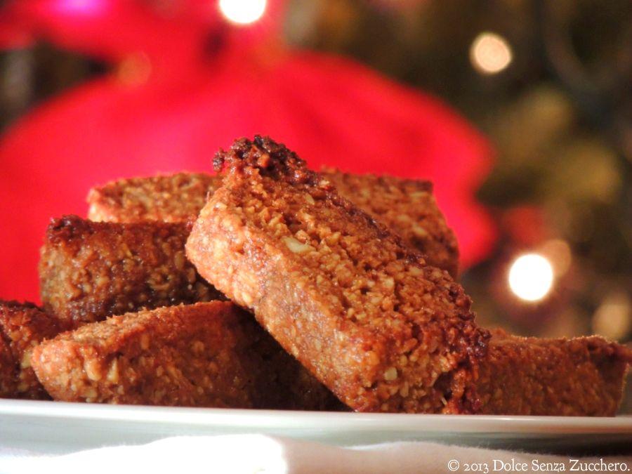 Biscotti Speziati delle Feste   Dolce Senza Zucchero