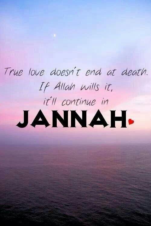 True love is halal love