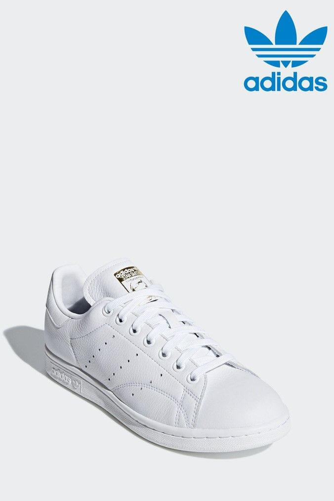 Shop adidas Originals Stan Smith Online White : Casual