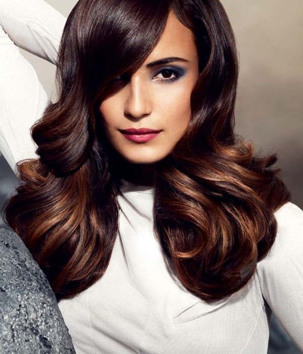 Like This Color Recommended For Fair Skin And Dark Brown