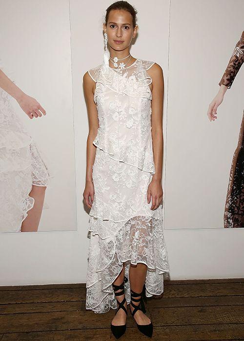 Sachin & Babi Wedding Dress   Brides.com