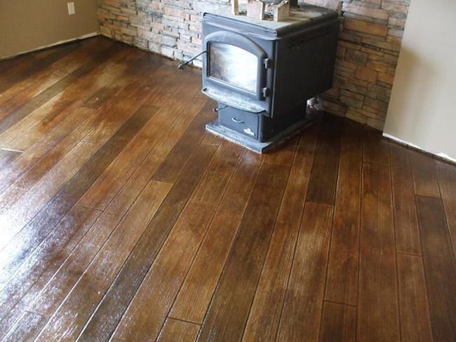 Delicieux Flooring For Basement Concrete Floors Ideas
