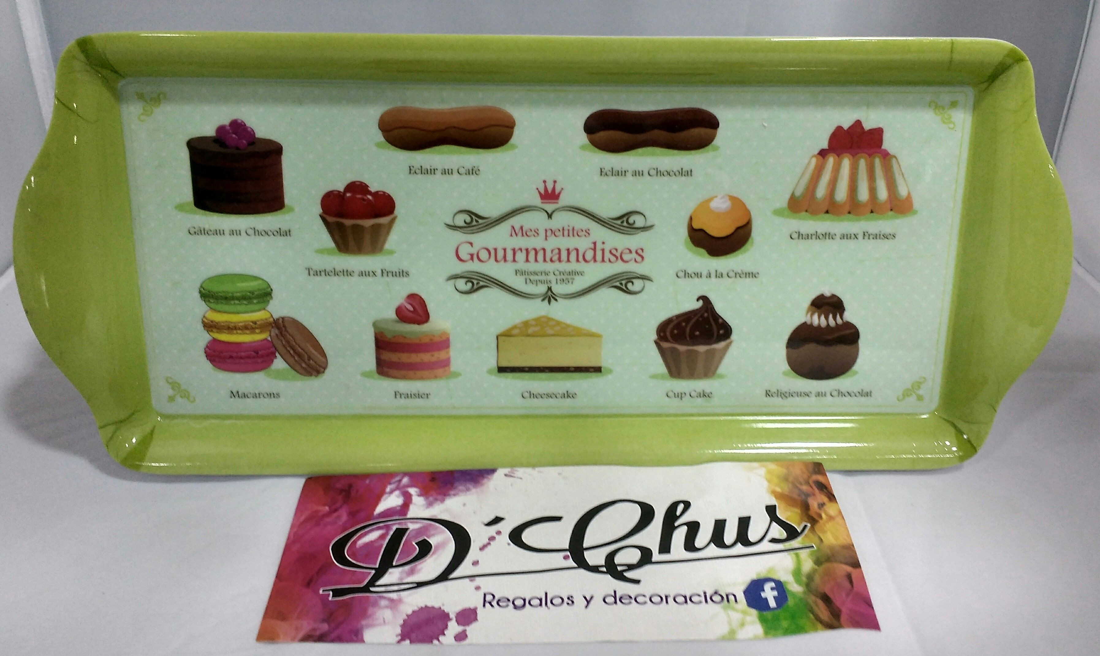 Fuentes del modelo Pasteles Verde. #dchusregalos #DCHUS #fuentespastelesverde
