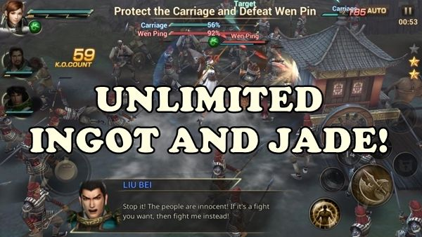 Hack Dynasty Warriors Unleashed Game Dynasty Warriors Unleashed Hack New Game Cheats