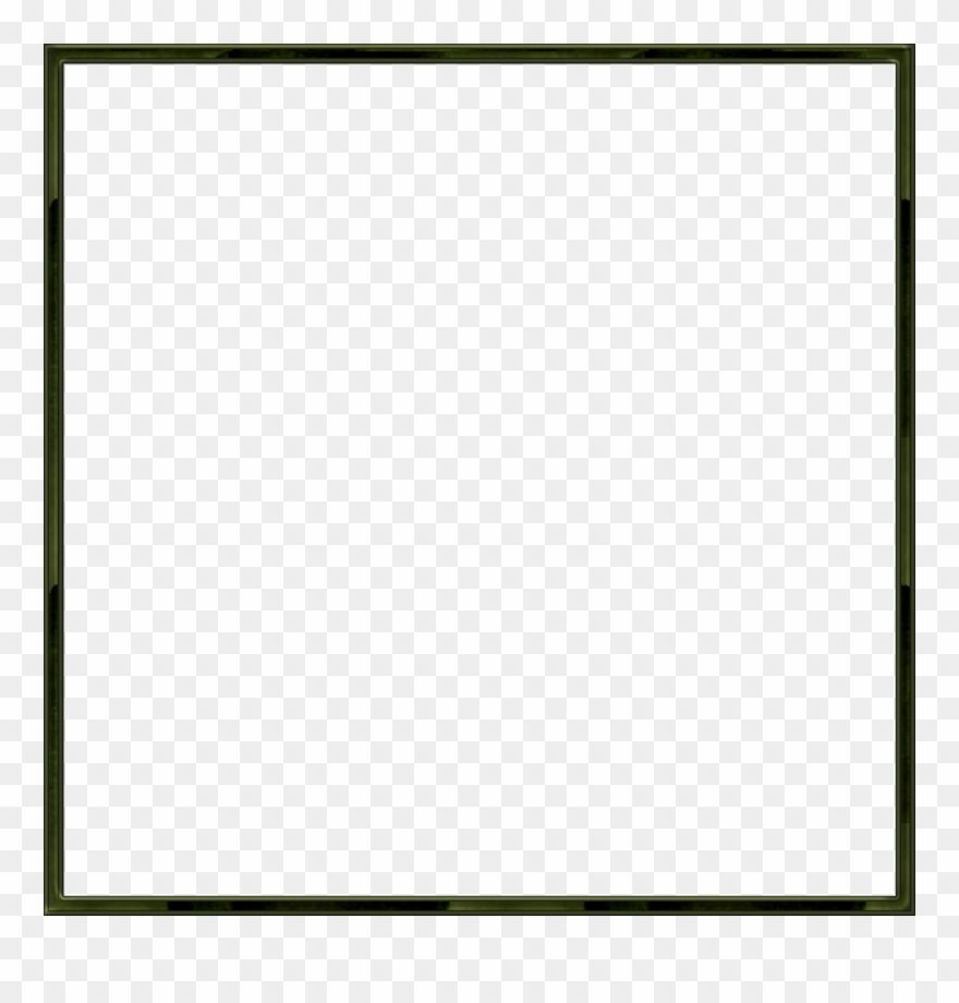 Black Square Frame Png Square Frames White Square Frame Easy Frame