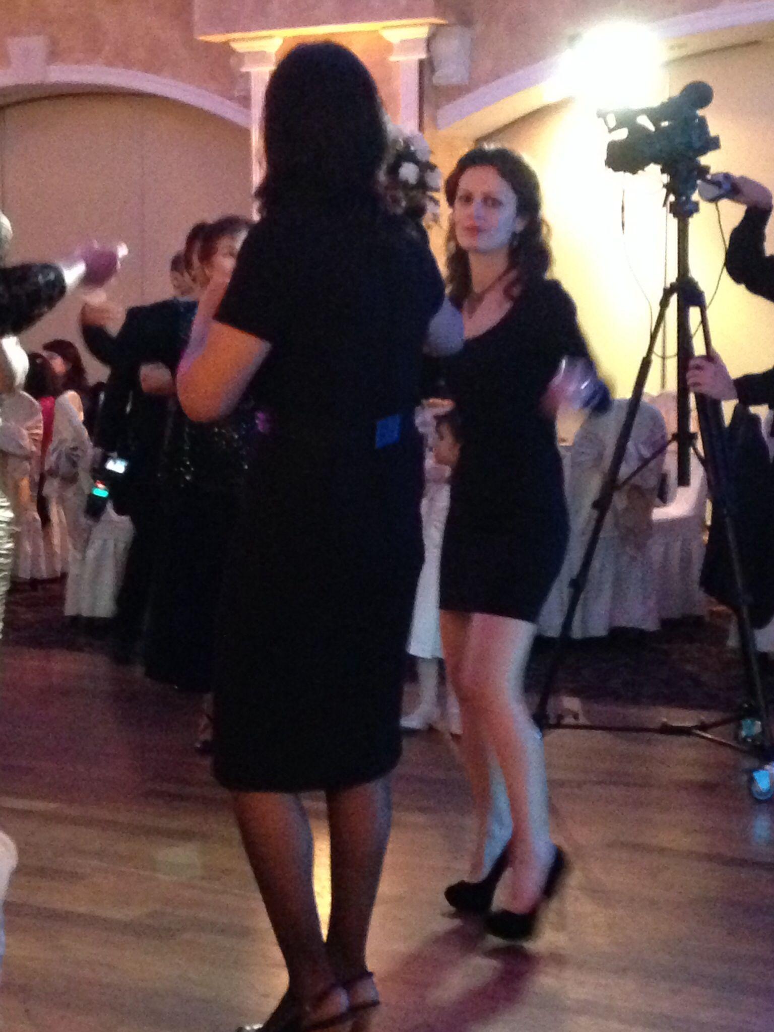 Me dancing Persian music
