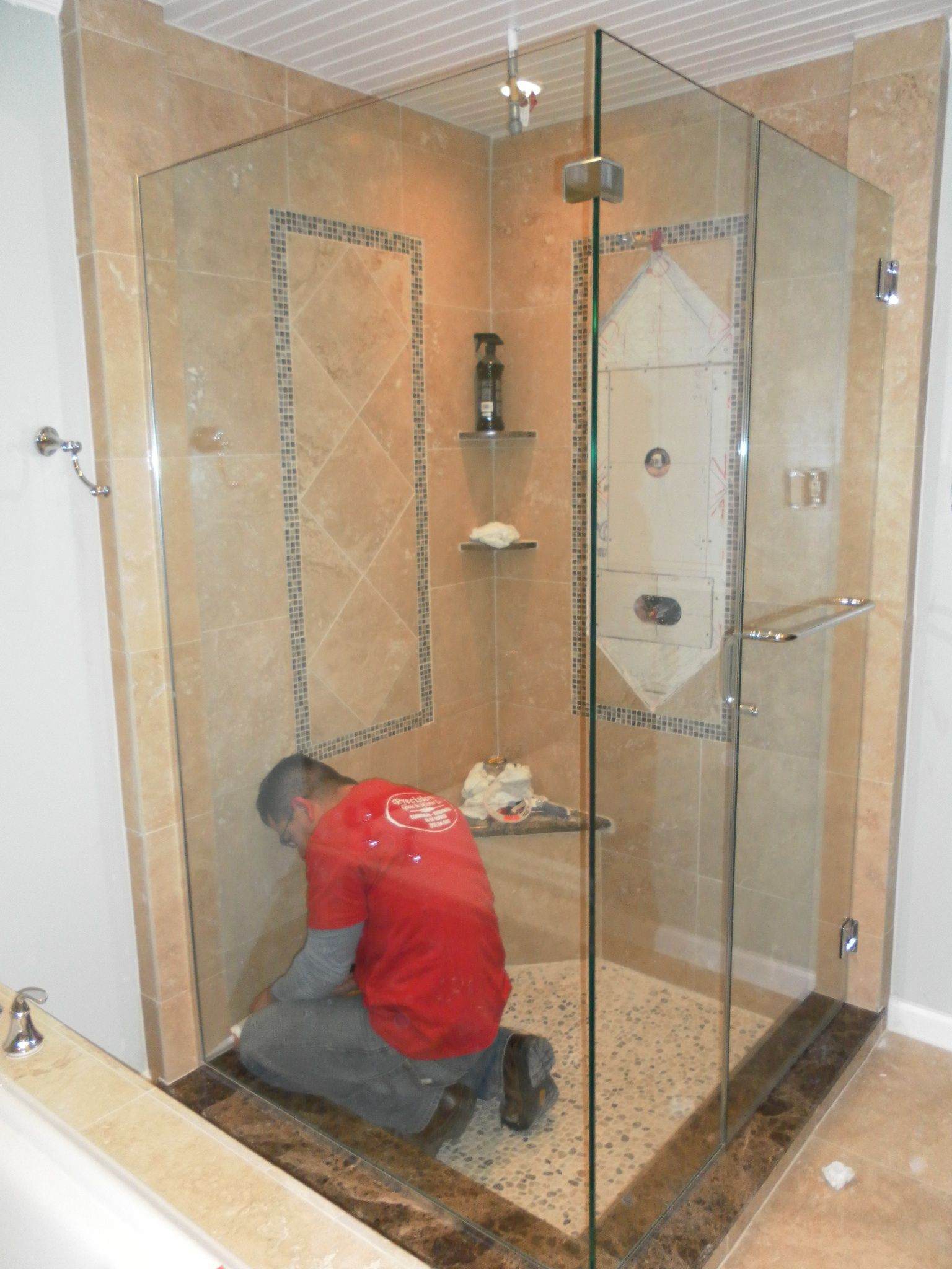 Frameless Shower Doors Houston Style