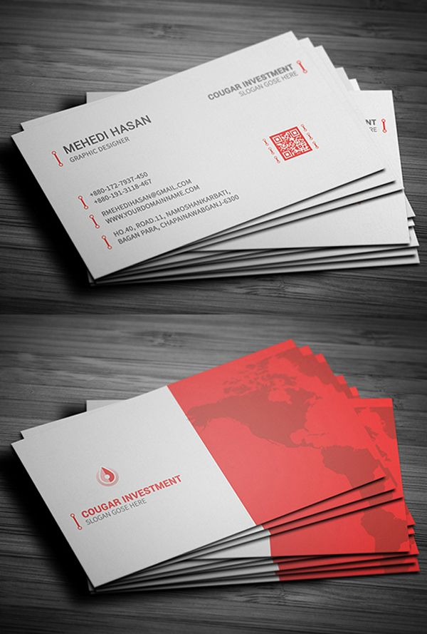 Print ready business card design mockup pinterest business print ready business card design colourmoves