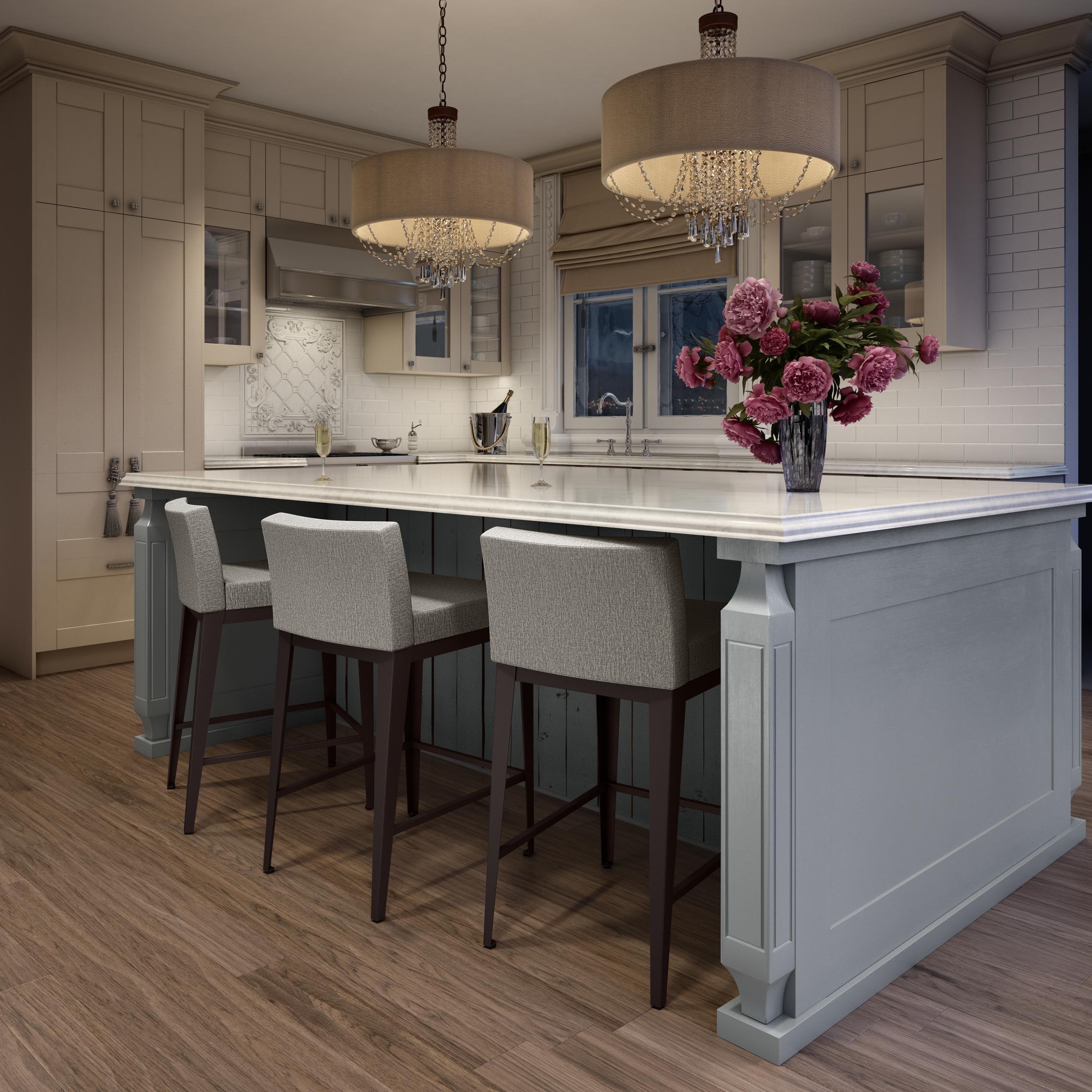 AMISCO - Ethan Stool (45308) - Furniture - Kitchen - Boudoir ...