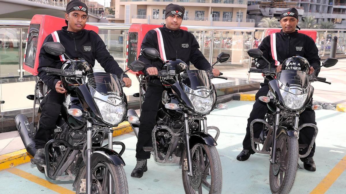 Bike Driver Walk In Interview In Dubai 2019 Bike Courier Jobs