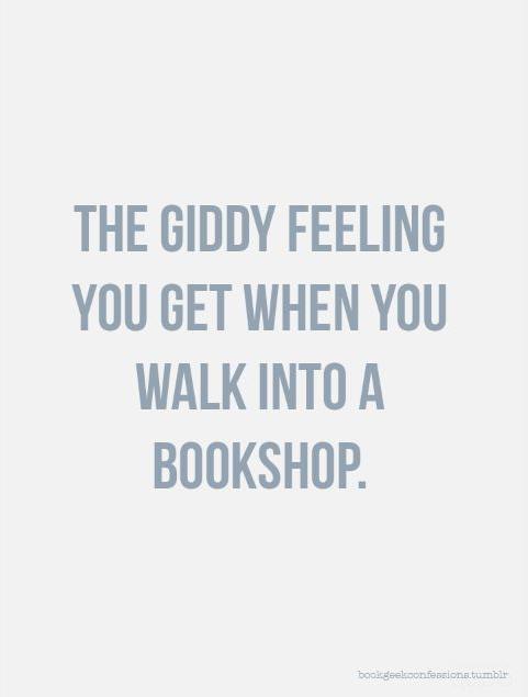 positively giddy