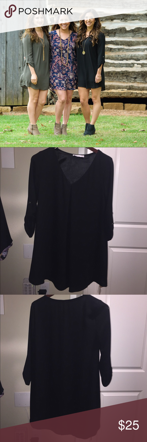 Lush black dress simple lush black dress worn once lush dresses