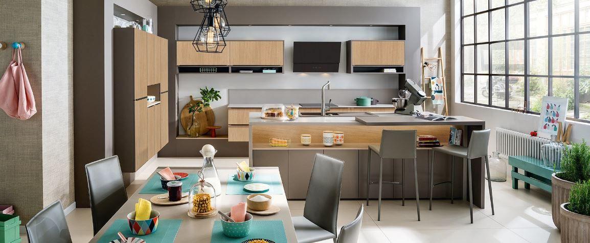 Cuisine Mobalpa Selection Des 10 Meilleurs Modeles En 2020 Cuisine Bois Cuisine Mobalpa Cuisine Equipee Moderne
