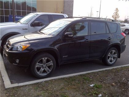 """""""Sport Utility - 2011 Toyota RAV4 Sport w/ Leather and Heated Seats in ORLÉANS, ON  $449"""""""