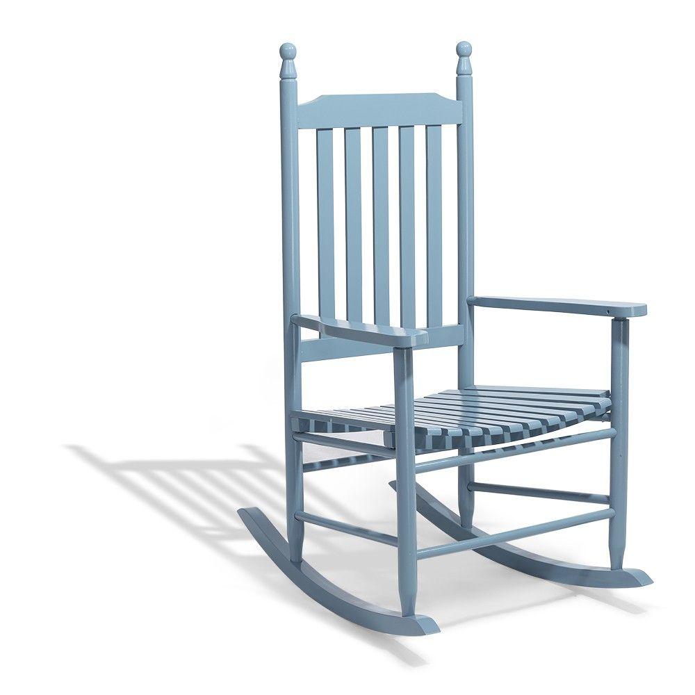 Fauteuil A Bascule Bleu Orage Helen Style Grand Air Pinterest