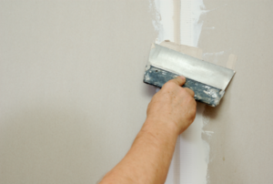 How To Hang Drywall In Your Basement Drywall Repair Ceilings How To Patch Drywall