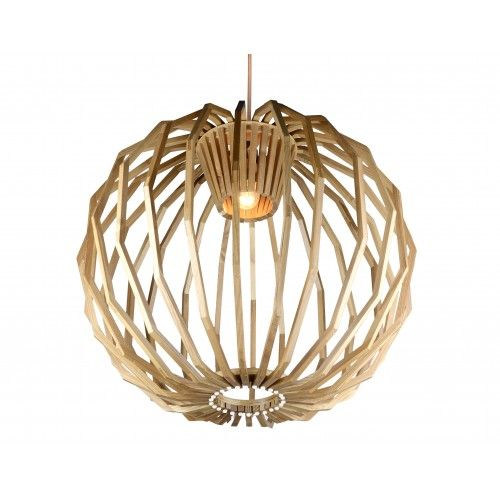 511 liora ball wood pendant light replica luys pinterest
