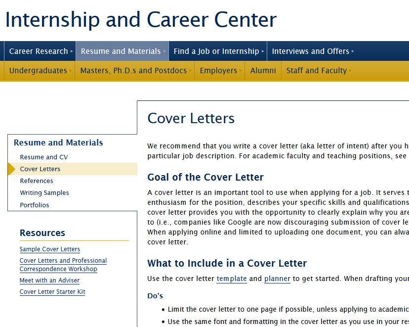 Internship and Career Center Data   Internship and Career Center Internship and Career Center   UC Davis ucdavis edu