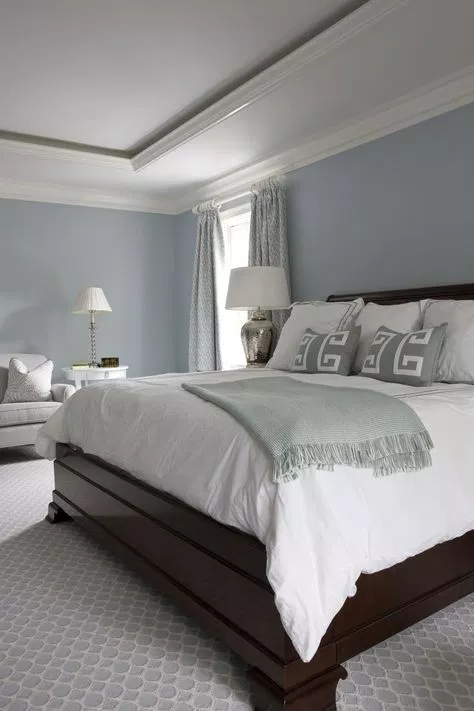 benjamin moore light blue gray bedroom google search on popular designer paint colors id=93581