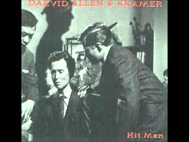Daevid Allen  & Kramer  Oh My Poor Brother
