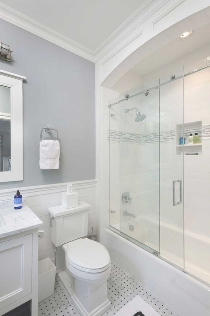 small bathroom with tub Best 25