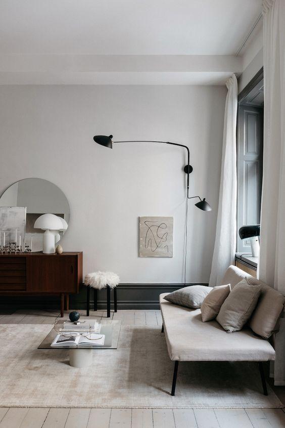 8 amazing scandinavian and bohemian living room ideas that will rh pinterest ie