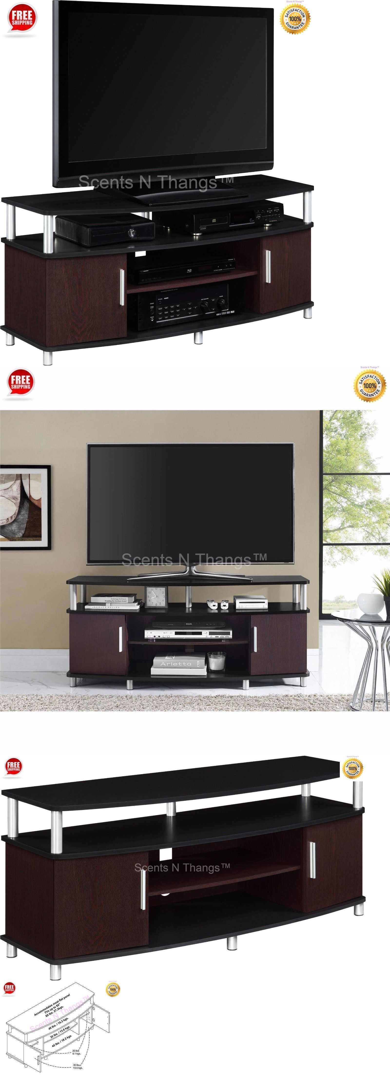 Entertainment units tv stands tv stand console entertainment media
