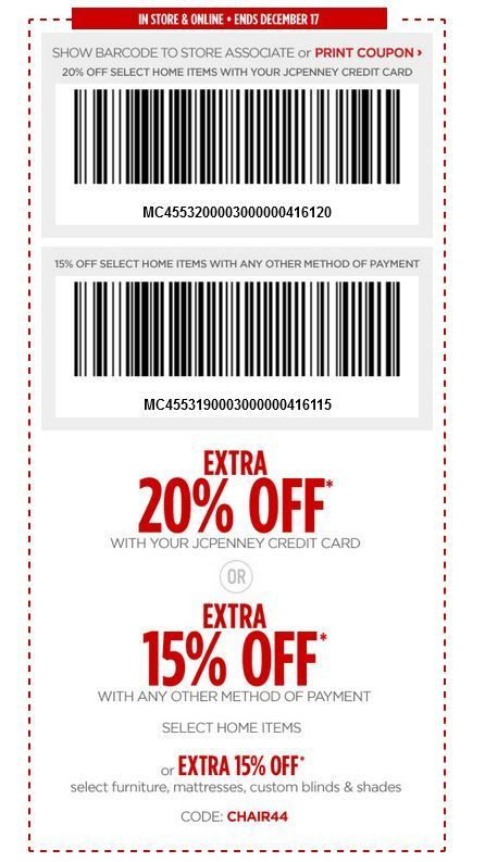 Jcpenney Coupon Extra 20 Off In Stores Jcpenney Coupons Print Coupons Shopping Coupons