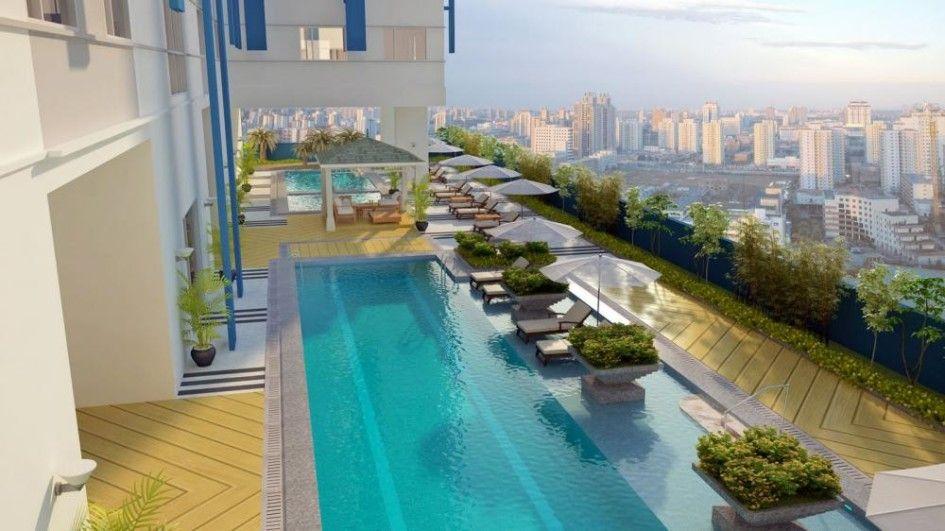 Pool Modern Swimming Pool Design Idea That