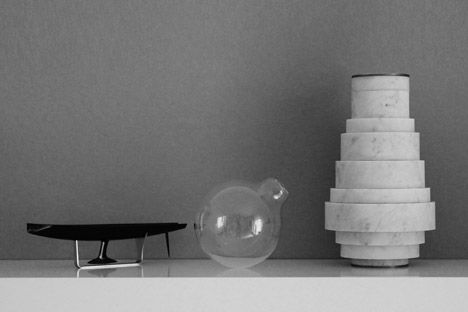 Moreno Ratti S Marble Vase Stacks Like A Tower Of Hanoi