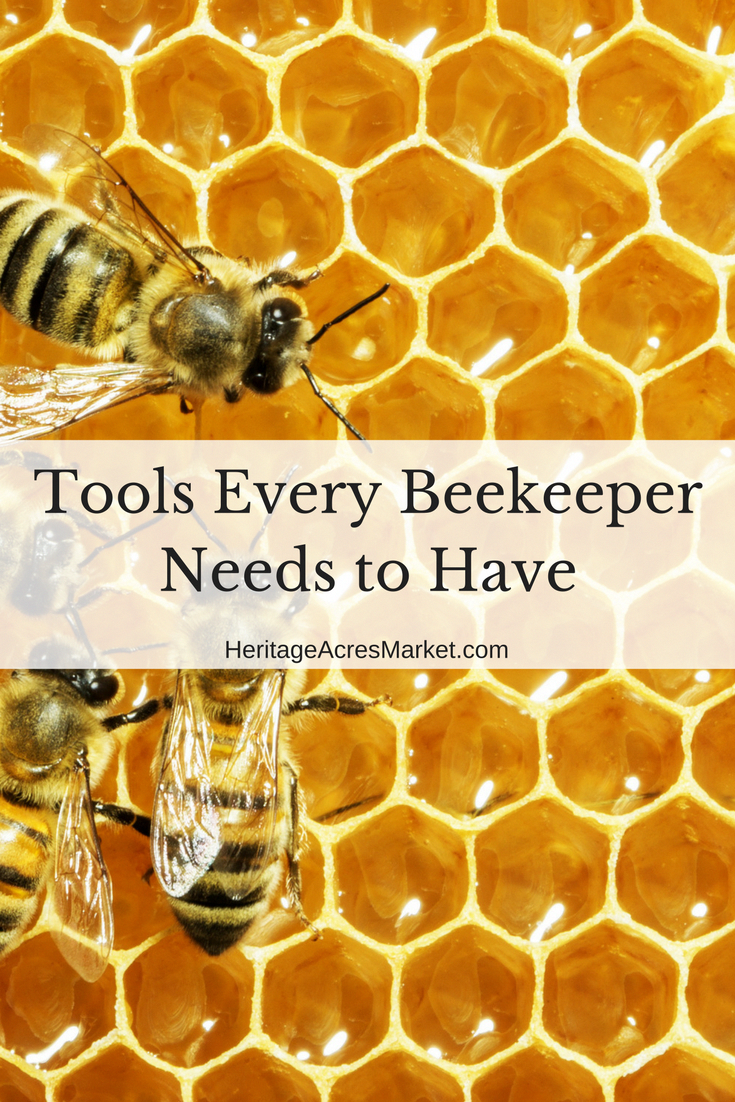 When browsing the latest beekeeper supply catalog or ...