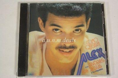 alex bueno pideme cd