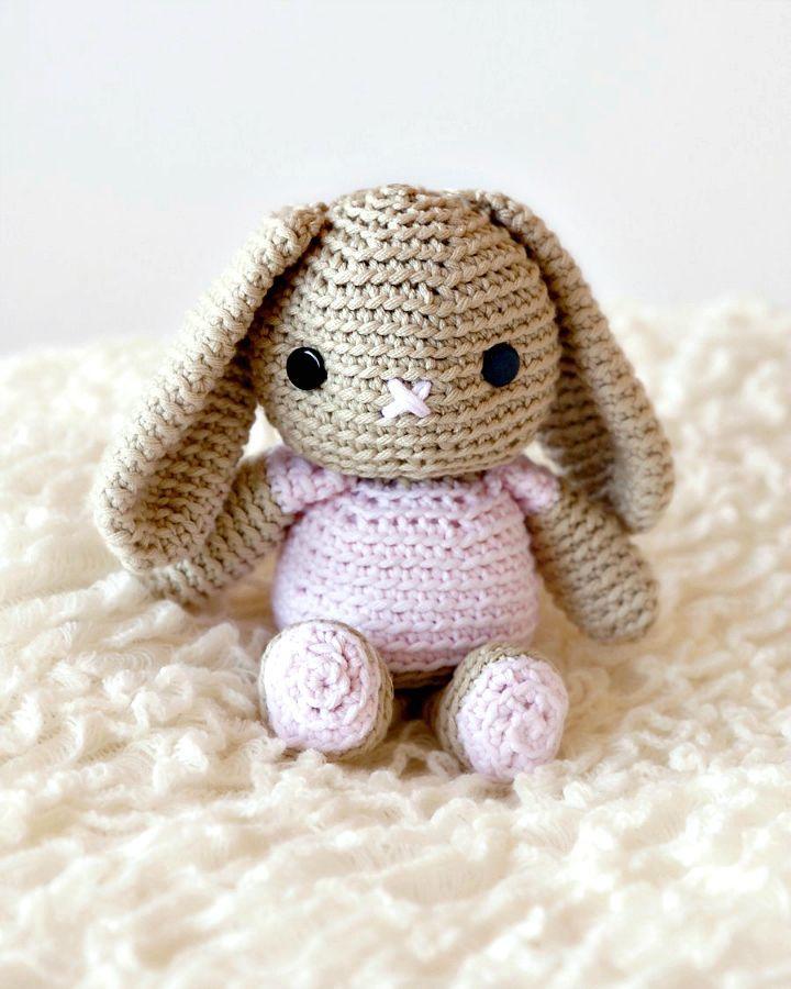 63 Free Crochet Bunny Amigurumi Patterns Crochet Bunny Amigurumi