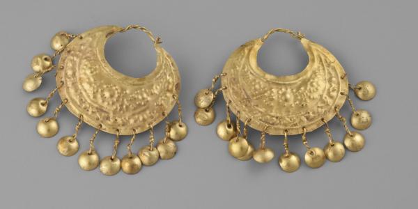 Philippine gold treasures of kingdoms