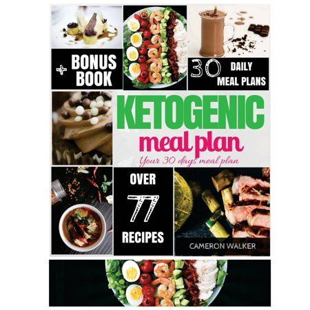 -   Ketogenic Meal Plan : Keto 30 Days Meal Plan, Intermittent F… –