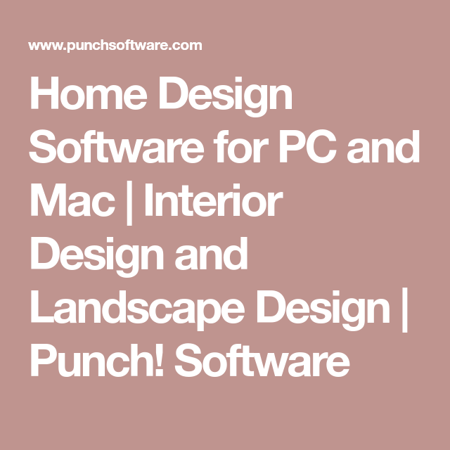 Home design software for pc and mac interior design and home design software for windows and mac easy to use tools for do it yourself landscape design interior design kitchen design bathroom design and home solutioingenieria Image collections