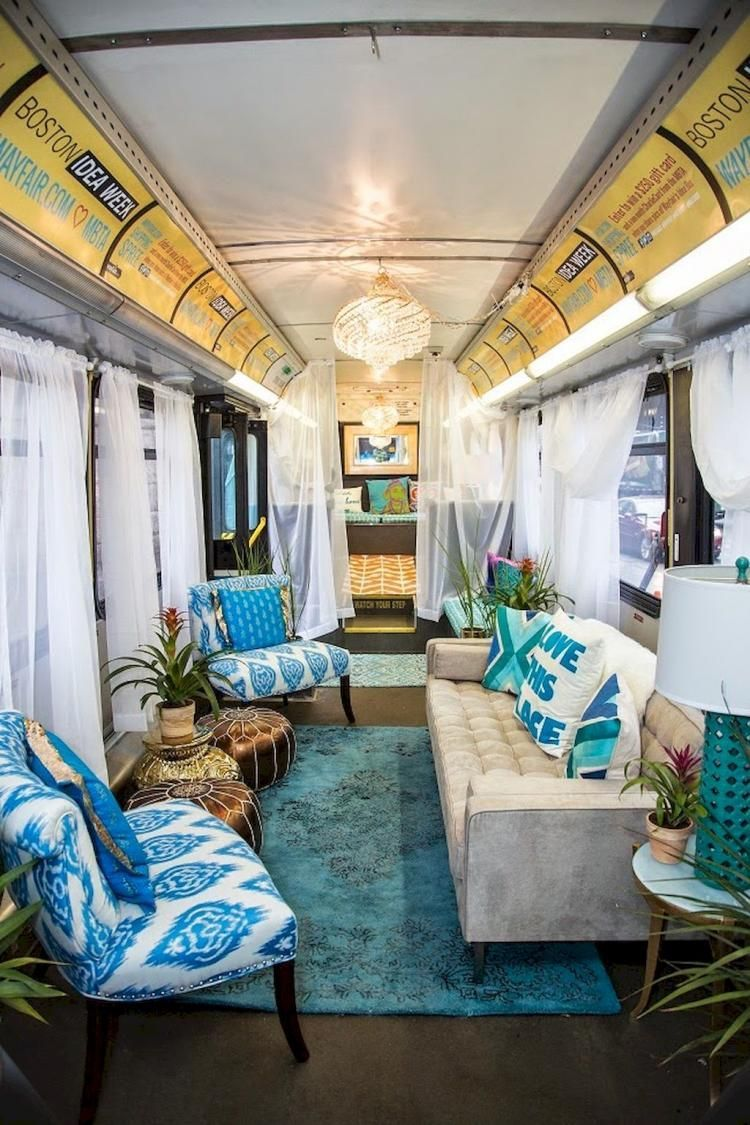 Best RVS And Camper Van Interior Design
