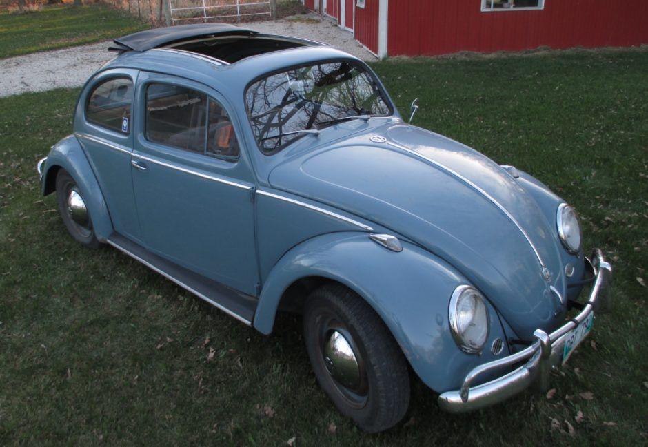 no reserve 1959 volkswagen beetle volkswagen pinterest rh pinterest com