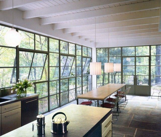 Industrial Kitchen Windows: Page Goolrick Architect In 2019