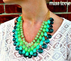 Green goddess bead necklace green goddess bead necklaces and green goddess bead necklace diy solutioingenieria Image collections