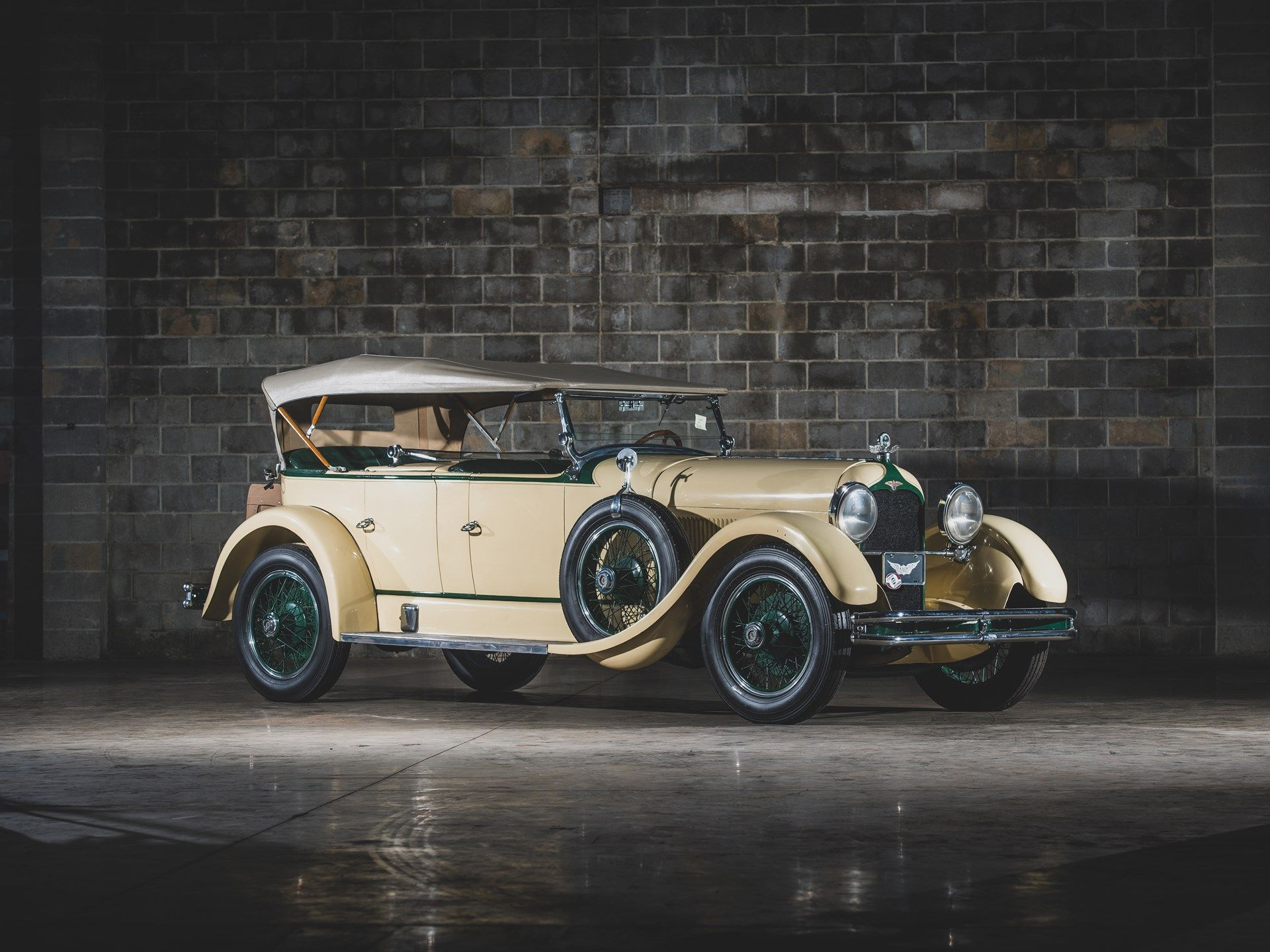 1927 Duesenberg Model X Dual Cowl Phaeton By Locke Youngtimer