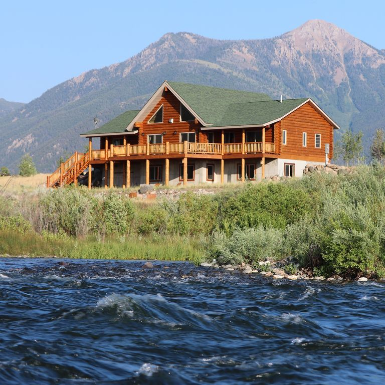 house vacation rental in west yellowstone mt usa from vrbo com rh pinterest com