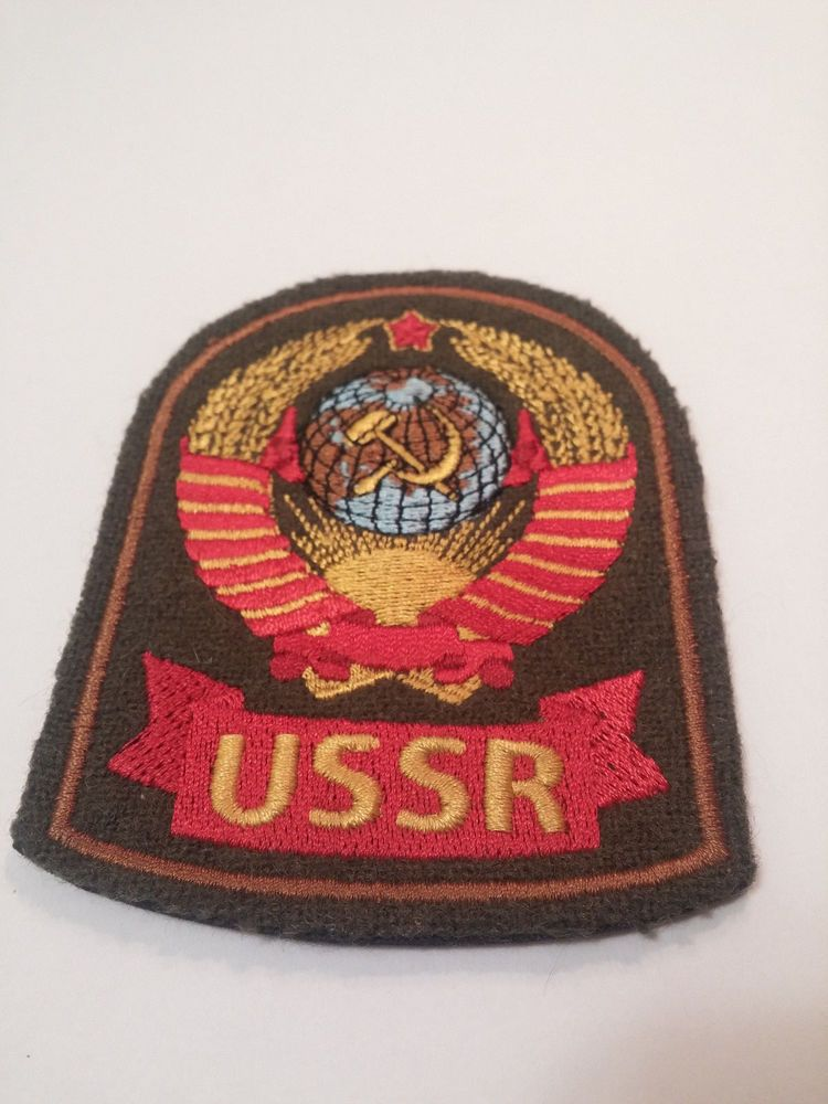 STRIPE Chevron Army USSR Soviet Patches
