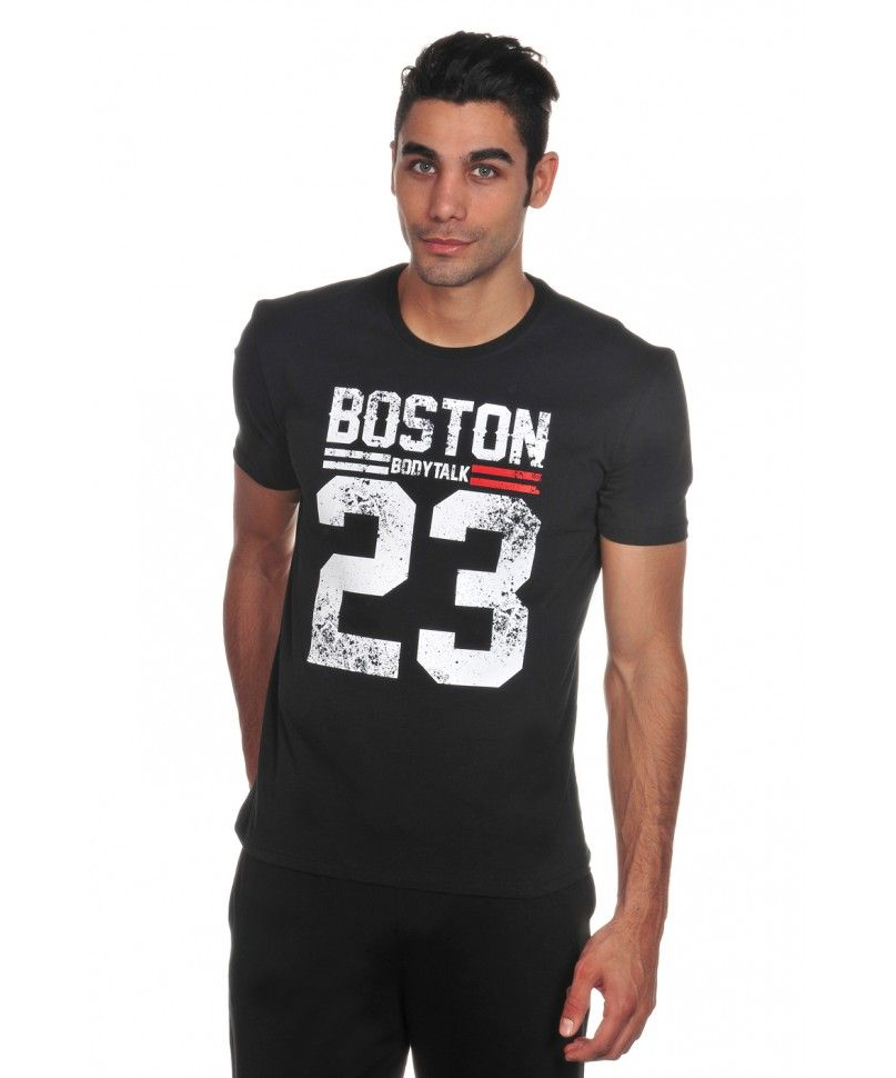 c8dbbb30a83226 T-shirt Ανδρικό - BodyTalk e-shop