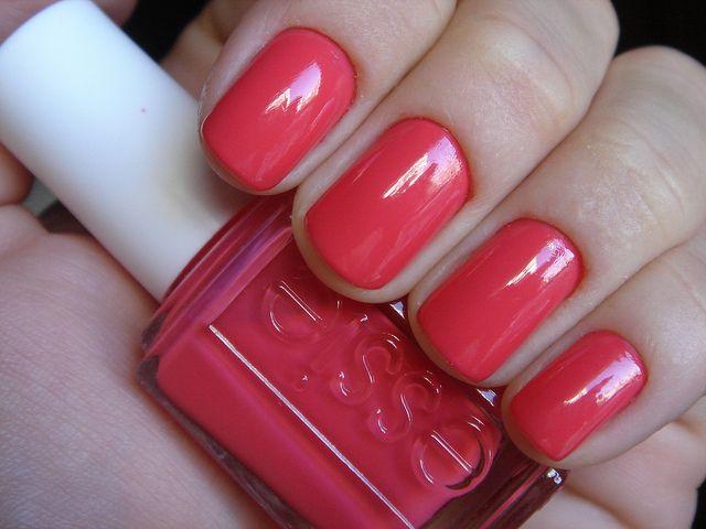Essie In Peach Daiquiri Great For Toes Acertou Em Cheio