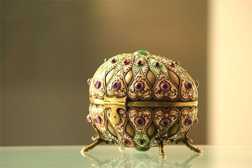 Royal Russian Collection of Faberge   Коллекция императорского русского искусства Фаберже (30 фото)