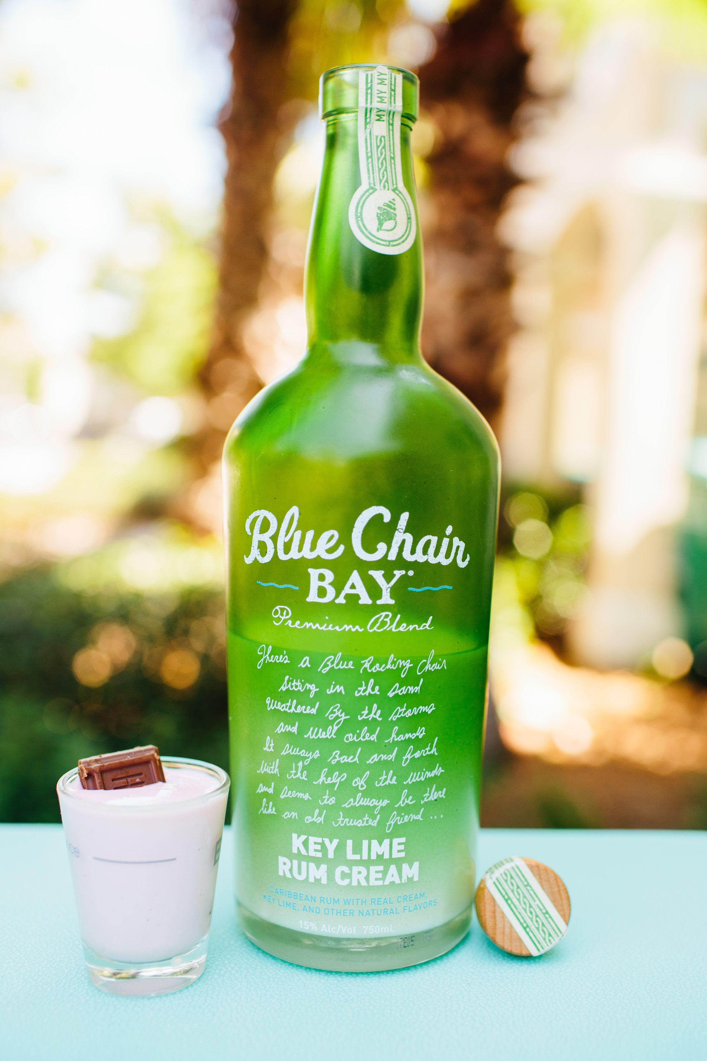 RED VELVET SHOOTER 75 oz Blue Chair Bay Key Lime Rum Cream